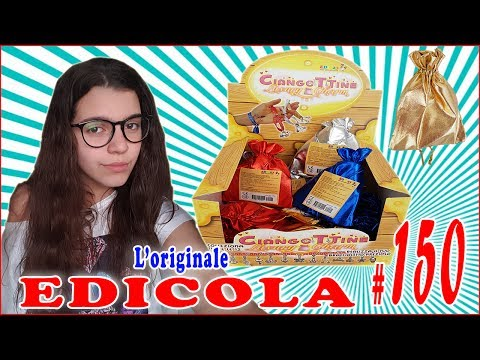 EDICOLA #150: CiangoTTINE ❤ Luxury Charme (unboxing collezione completa by Giulia Guerra) (видео)