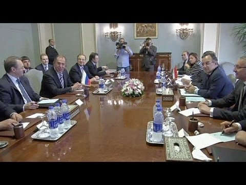 Egypt hails 'new era' of defence alliance with Russia