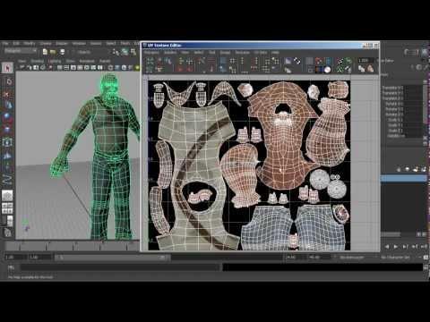 Maya Tutorial: UV Editing and Layout Tips in Maya
