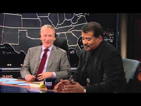 Neil deGrasse Tyson u Billa Mahera
