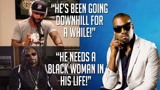Celebrities Talk About Kanye West (Chance The Rapper, Snoop Dogg, Dave Chappelle & more)