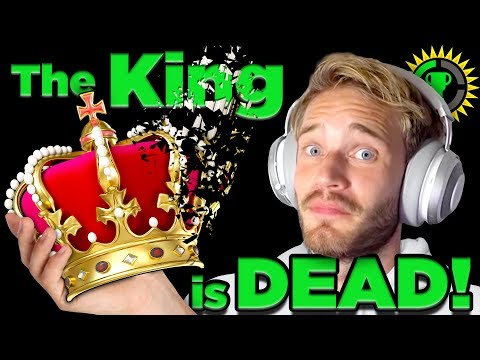 Game Theory: How Pewdipie LOST YouTube to T Series (видео)