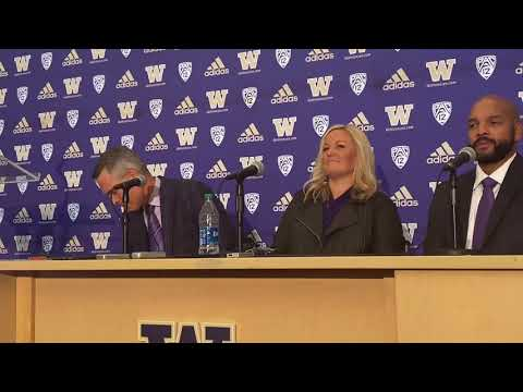 Chris Petersen Emotional - December 3, 2019 - A New Era Press Conference