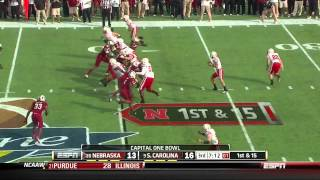 Devin Taylor vs Nebraska & Clemson (2011)