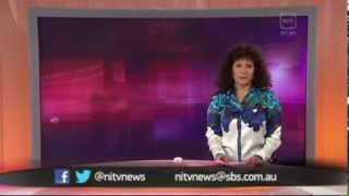 NITV Australia News bulletin highlights from 23 October 2013 showing story selection, graphics, presentation, sport and weather. NITV News is a nightly 30 ...