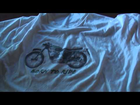 T Shirt Transfer Printing Training Workshop – Start Your Home Business