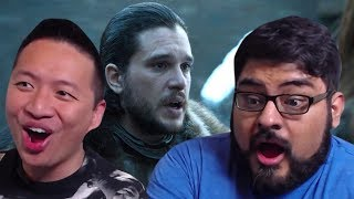 "John and Mike check out Game of Thrones Season 7 Episode 1 ""Dragonstone"".Subscribe: https://www.youtube.com/user/nerdreactor?sub_confirmation=1Support us: http://www.patreon.com/nerdreactorNerd Reactor Store: https://shop.spreadshirt.com/nerdreactor/Website: http://nerdreactor.comInstagram: https://instagram.com/nerdreactorFacebook: http://facebook.com/nerdreactorTwitter: https://twitter.com/NerdReactorFollow us on Twitter:John: https://twitter.com/JohnSpartan300Mike: https://twitter.com/MikeReactor""Impending Boom"" Kevin MacLeod (incompetech.com)Licensed under Creative Commons By Attribution 3.0 LicenseCreative Commons — Attribution 3.0 Unported — CC BY 3.0""Highlight Reel"" Kevin MacLeod (incompetech.com)Licensed under Creative Commons: By Attribution 3.0 Licensehttp://creativecommons.org/licenses/by/3.0/"