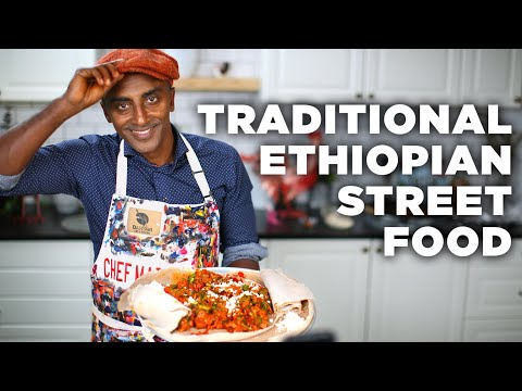 How to Make Traditional Ethiopian Food With Marcus Samuelsson в Tasty
