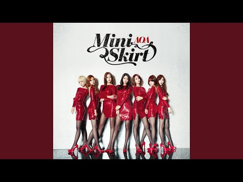 Miniskirt (Karaoke Version)