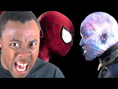 BLACK - Black Nerd Rants on The Amazing Spider-Man 2 & spin-offs. SUBSCRIBE! Join the Black Nerd Cousins: http://bit.ly/subbnc http://twitter.com/blacknerd | http://...