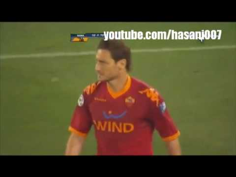 The Angry Francesco Totti