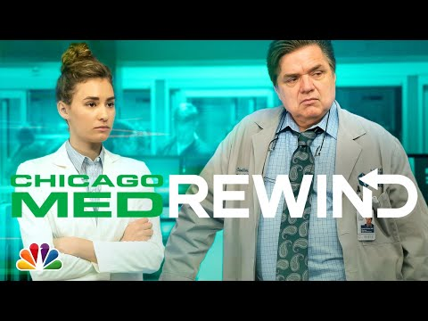 Charles Gets Personal with Reese About Loss - Chicago Med