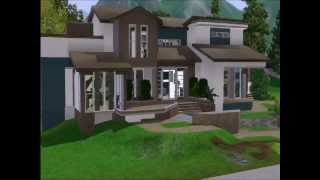 The sims 3 Timelapse of a house building - Recado 3