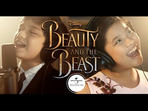 Beauty And The Beast - Ariana Grande & John Legend (Cover By Elha Nympha & Noel Comia Jr.) Mp3