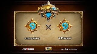 Amnesiac vs YAYtears, game 1