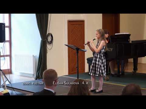 2017 05 23 - Koncert absolventů a sólistů