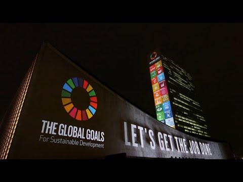 Video : De 17 Verdensmål