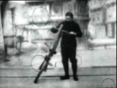 Bicycle Trick Riding – Edison Manufacturing Co., 1899.