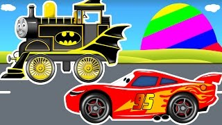 Lightning McQueen cars for kidsPrevious fun videos:SUV CARS Transportationhttps://youtu.be/xRDgHu4sbT8Learn numbers with Mack truckhttps://youtu.be/Ael2QgWKTRULearn colors and long carshttps://youtu.be/pbazhAlSTlcFun helicopter for kidshttps://youtu.be/sIIDm0ZqpykLearn color with helicopterhttps://youtu.be/rgSvWcdMM-8Color tractors on truckhttps://youtu.be/KKeEiA8fhVo