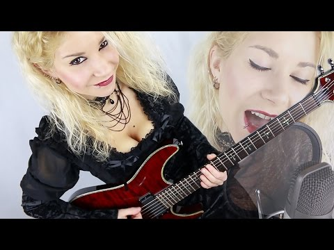 "Nightwish  ""Sleeping Sun"" Cover by Federica Putti"