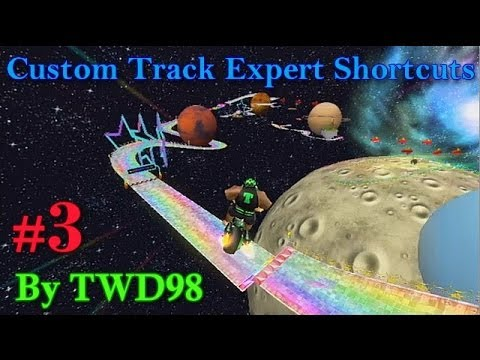 [MKWii] Custom Track Expert Shortcuts #3