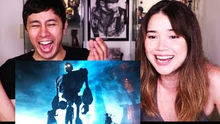 Video READY PLAYER ONE | Steven Spielberg | Comic Con 2017 | Trailer | Reaction! MP3, 3GP, MP4, WEBM, AVI, FLV Maret 2018