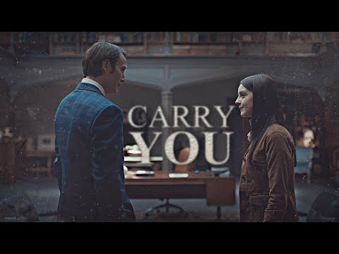 Hannibal & Abigail | Carry You [FAS Contest]