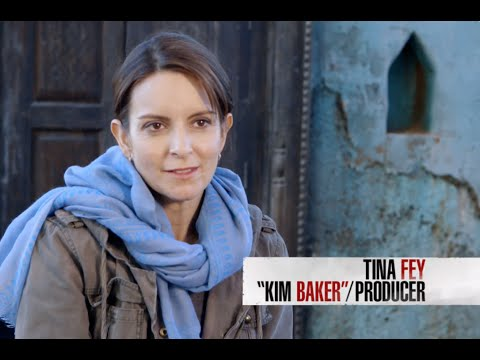 Whiskey Tango Foxtrot (Featurette 'Absurd Life of Kim')