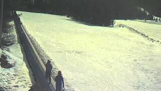 Pats Peak Bluster Area Webcam- Sunday March 17, 2013