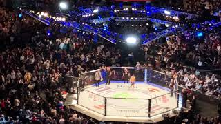 Video Khabib Nurmagomedov entrance in Ufc 223 from the top of Barclays center MP3, 3GP, MP4, WEBM, AVI, FLV Februari 2019