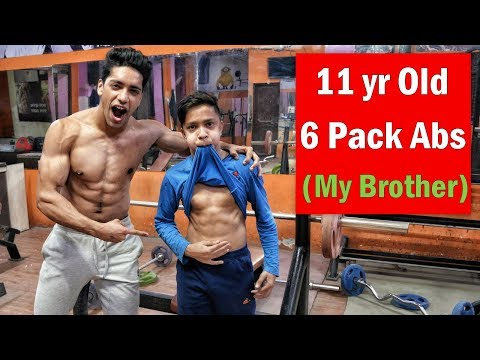 Fat burner - 11 Year Old Aesthetic Bodybuilder - Next Jeff Seid