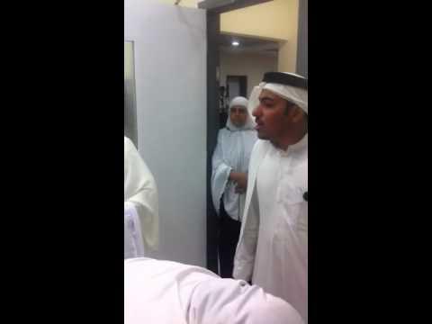 #فيديو #شاهد : رد فعل غريب لحاجة مصرية بعد منحها دواءً مجانًا في مكة المكرمة