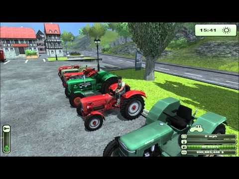 FREE DLC for Farming Simulator 2013  REVIEW