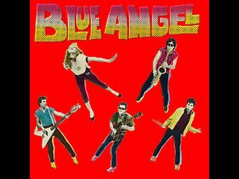 Blue Angel (Band) Full Album (видео)