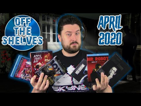 Off the Shelves | April 2020 | Bluray Haul