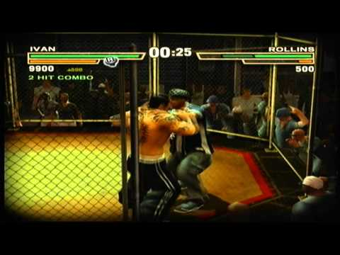 Def Jam Fight For NY STORY Part 9 [HQ]