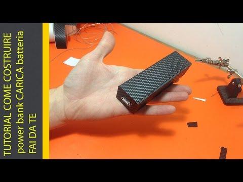 come ricaricare tablet e cellulare con una batteria da 9v !!!