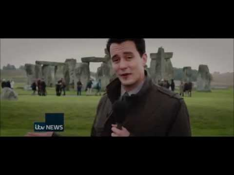 Thor - The Dark World : Stonehenge Scene with Erik Selvig VF (ENGLISH SUBS)