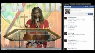 A Sermon For Troy Davis, Tamar Bryant @ Empowerment Temple, Pastor Jamal Bryant By First Day Church