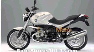 9. BMW R 1200R - Specs & Specification