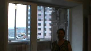 Отзыв об остеклении балконного блока