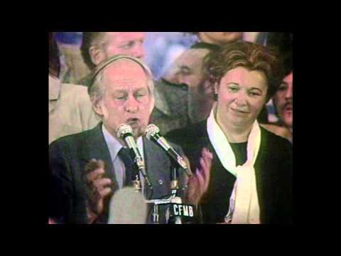 Lise Payette : Un peu plus haut, un peu plus loin | Documentaire | Extrait 2 - Martine Desjardins