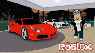 Süper Araba Satıcısı Oluyoruz!! Panda ile Roblox Vehicle Tycoon
