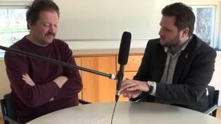 Smil TV Interview Med Anders Primdahl Vistisen Der Stiller Op For Dansk Folkeparti Til EU Valg 2014.
