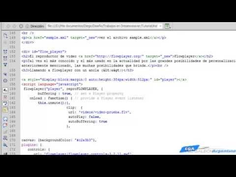Flowplayer: tutorial paso a paso para instalarlo en tu página web