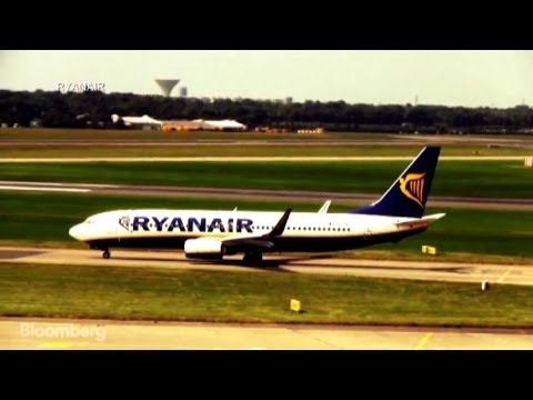 flight - July 29 (Bloomberg) –- Ryanair is notorious for their cheap flights and endless fees. Bloomberg Ranx looks at some of the most outrageous fees charged by the airline. Video by: Jenna Savino...