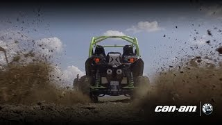 9. Can-Am Maverick X ds TURBO vs Polaris RZR XP TURBO EPS