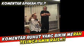 Video Komentar Ruhut yang bikin merah telinga Amin Rais MP3, 3GP, MP4, WEBM, AVI, FLV Februari 2019