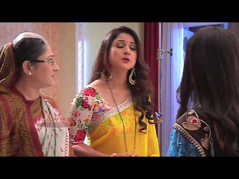 On the Sets of Sasural Simar Ka