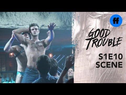 Good Trouble Season 1, Episode 10 | Jamie Dances With a Go-Go Boy | Freeform